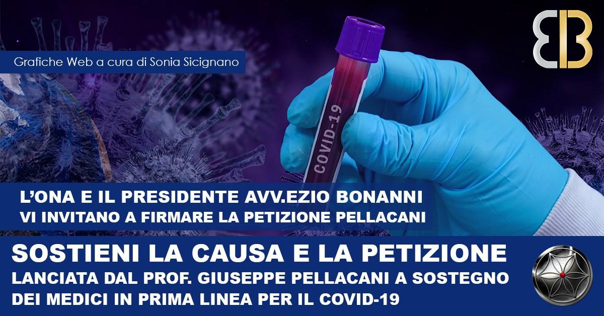 emergenza covid petizione ezio bonanni