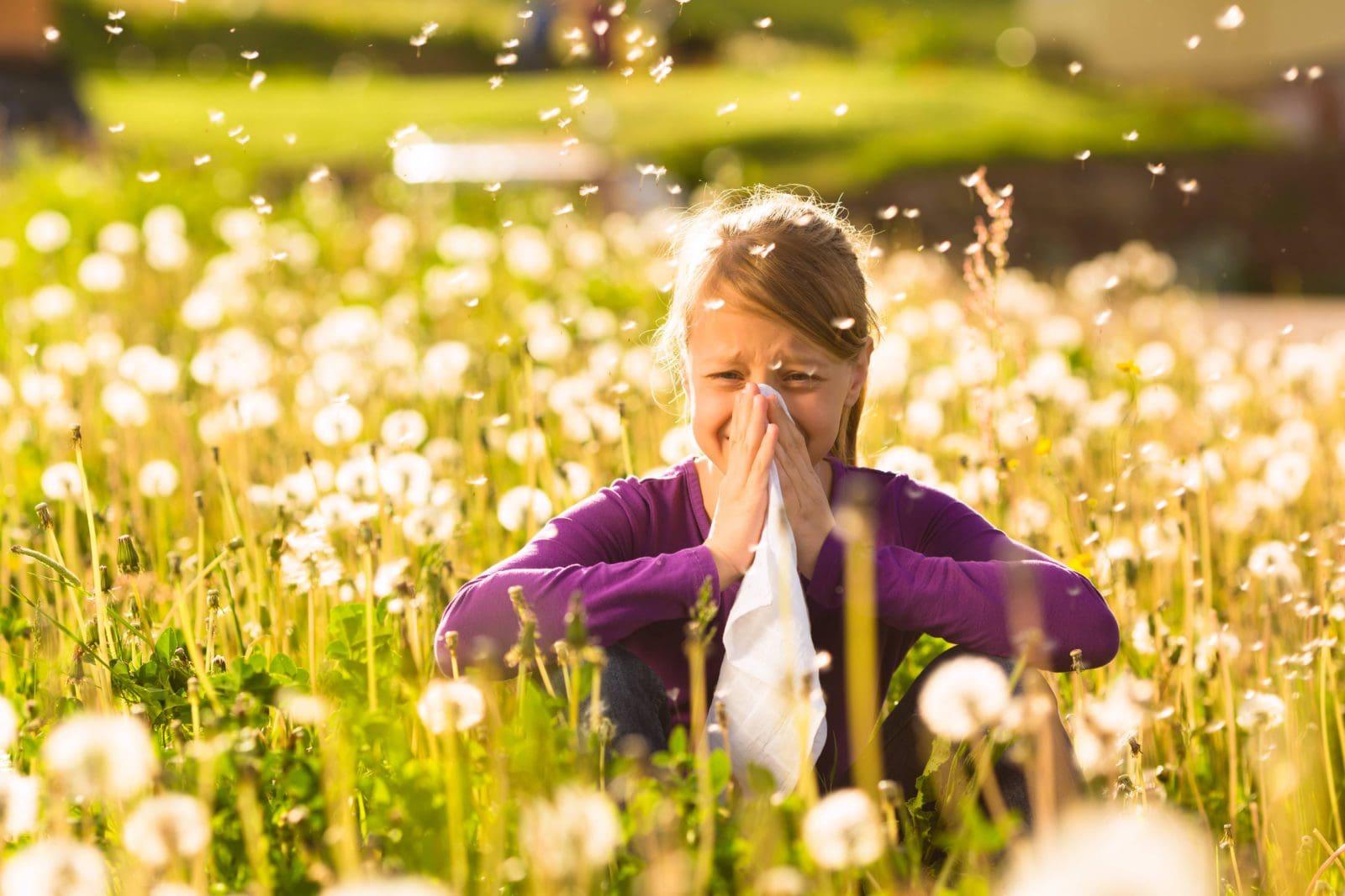 Allergie da polline: quali sono i fattori di rischio?